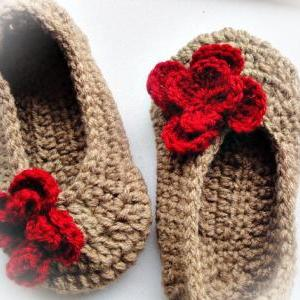 Buy Colorful Crochet Slippers / Oth..