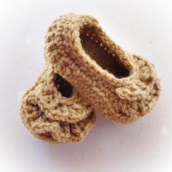 Buy Baby Crochet Slippers